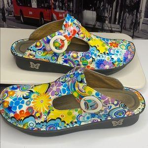 Alegria slip-on shoe